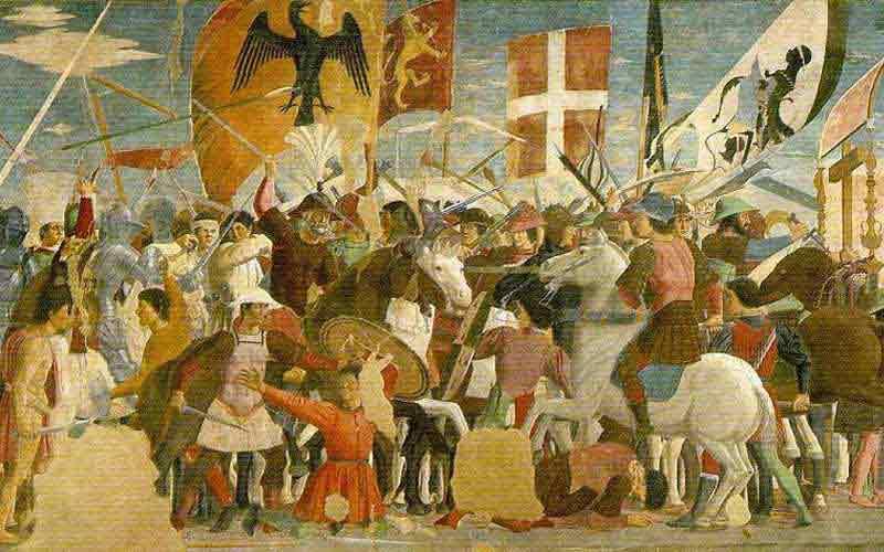 12 Δεκεμβρίου 627: ο Αυτοκράτωρ Ηράκλειος νικά τον στρατό του Χοσρόη Β'