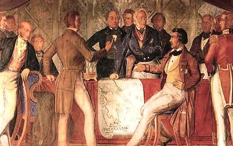 22 Ιανουαρίου 1830: η Ελλάς αναγνωρίζεται επίσημα ως Κράτος