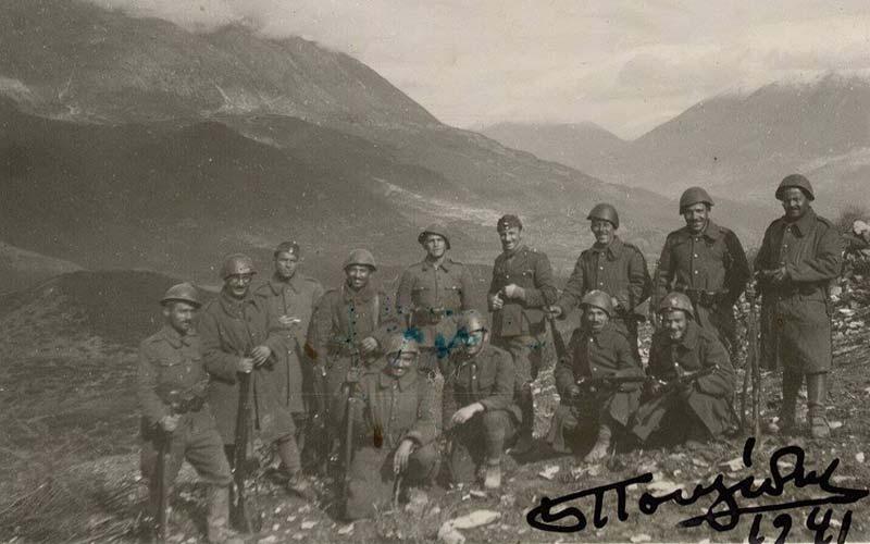 10 Μαρτίου 1941: Τεπελένι, υψώματα Τρεμπεσίνας