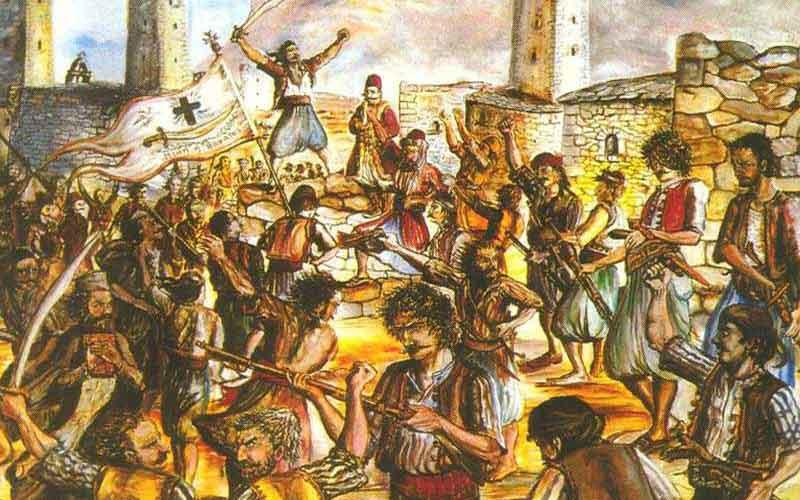 17 Μαρτίου 1821: η απελευθέρωση της Αρεόπολης