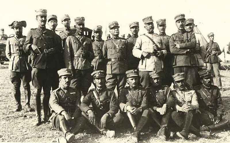 8 Ιουλίου 1921: Ο θρίαμβος του Έλληνα στρατιώτη στο πεδίο του Εσκί Σεχίρ