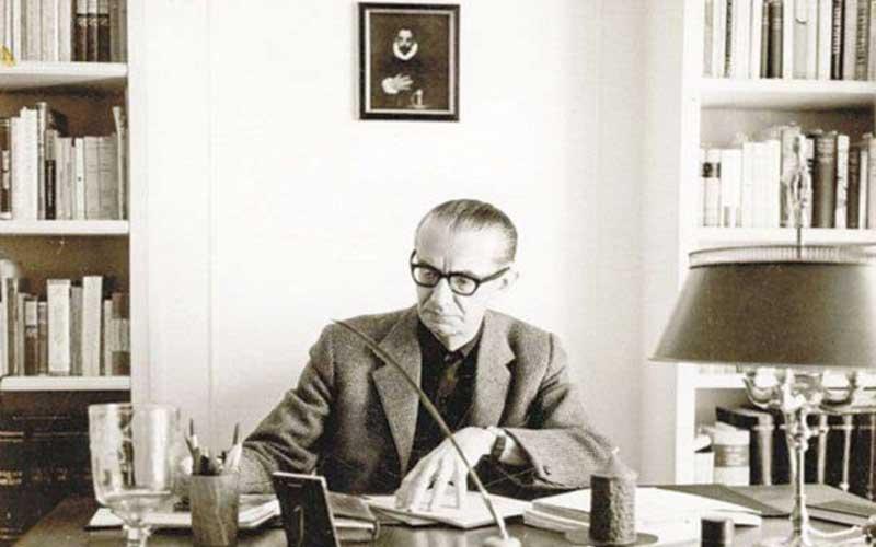3 Αυγούστου 1979: πεθαίνει ο μεγάλος λογοτέχνης Άγγελος Τερζάκης