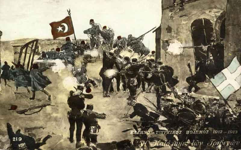 15 Οκτωβρίου 1912: απελευθερώθηκαν τα Γρεβενά από τους Τούρκους