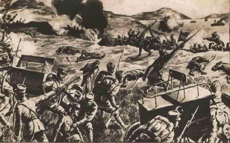 16 Οκτωβρίου 1912: η απελευθέρωση του Λιτόχωρου και της Κατερίνης