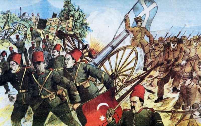 5 Οκτωβρίου 1912, η έναρξη του Α' Βαλκανικού Πολέμου