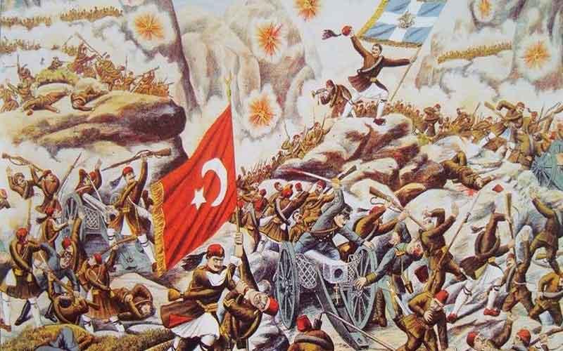 Η Μάχη νίκης στο Σαραντάπορο