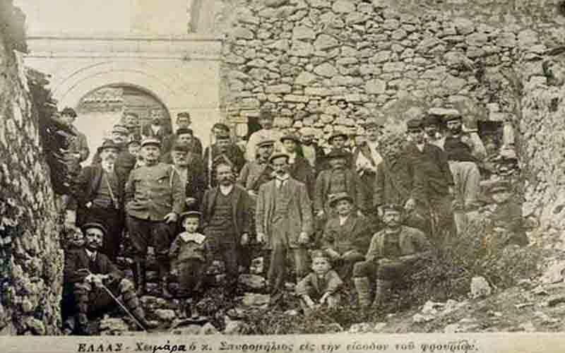 5 Νοεμβρίου του 1912: Η απελευθέρωση της Χειμάρρας