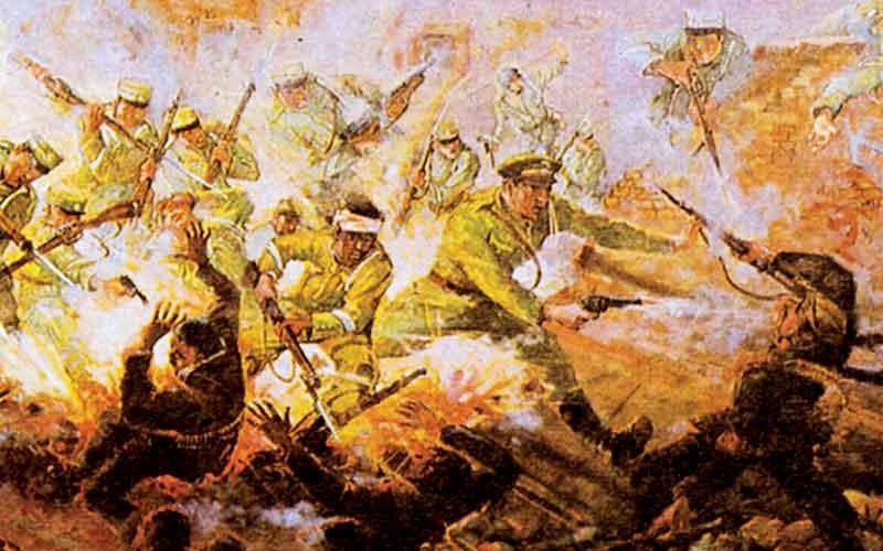 6 Δεκεμβρίου 1944: Η εποποιία του Συντάγματος Χωροφυλακής Μακρυγιάννη