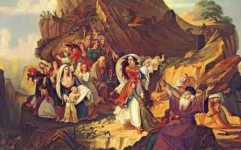 16 Δεκεμβρίου 1803: ο χορός του Ζαλόγγου