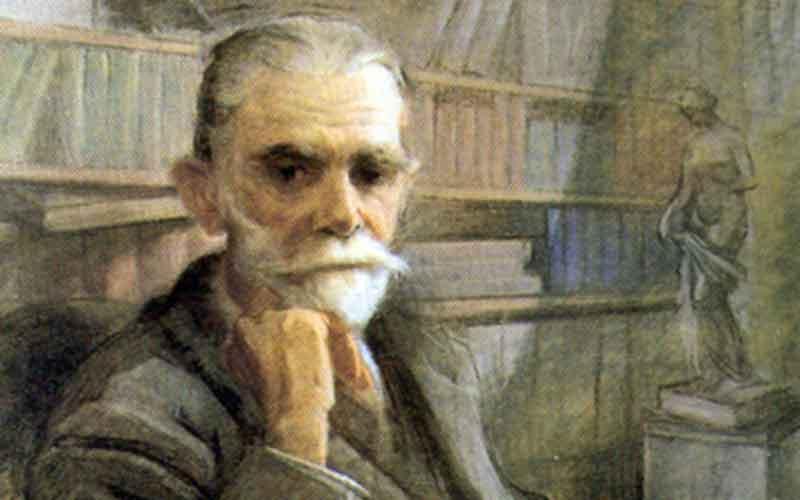 13 Ιανουαρίου 1859 γεννιέται ο Κωστής Παλαμάς