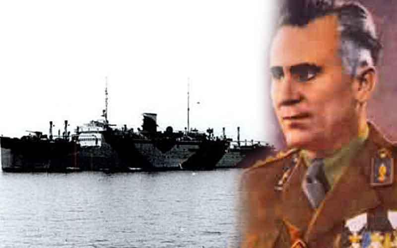 21 Ιανουαρίου 1943: βρετανικό υποβρύχιο βυθίζει ιταλικό επιβατικό στο Ιόνιο πέλαγος και στέλνει στον θάνατο τον ήρωα της Πίνδου, Κωνσταντίνο Δαβάκη
