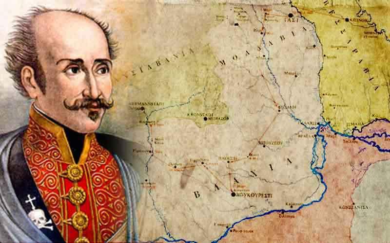 31 Ιανουαρίου 1828 πεθαίνει ο Αλέξανδρος Υψηλάντης