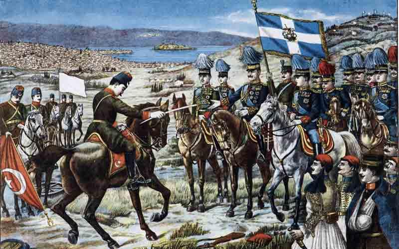 21 Φεβρουαρίου 1913: η απελευθέρωση των Ιωαννίνων, το τέλος μιας σκλαβιάς 500 ετών