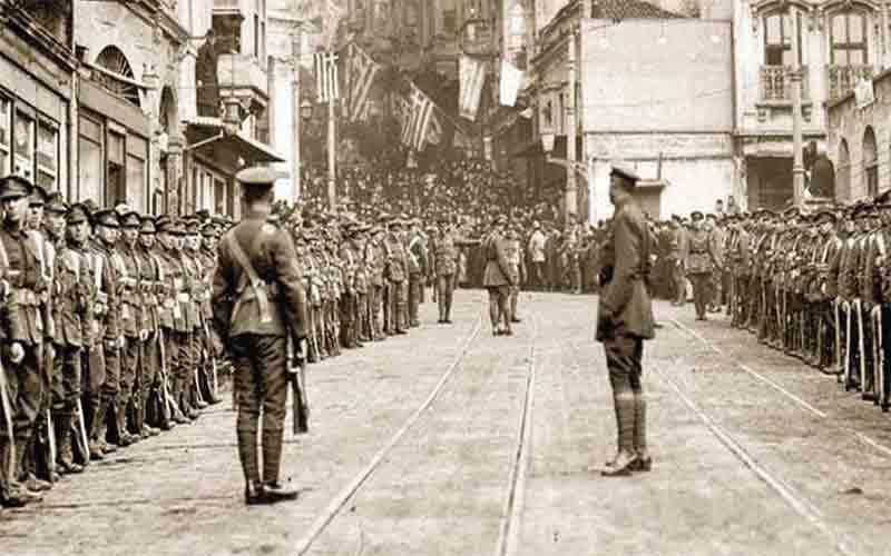 16 Ιουλίου 1922: Ο Μεγάλος Δισταγμός