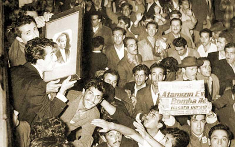 Σεπτεμβριανά1955,  η τουρκική κτηνωδία σε βάρος των Ελλήνων της Κωνσταντινούπολης